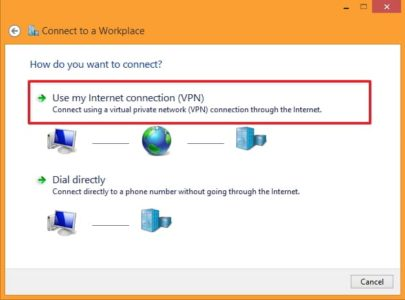 how to connect to conestoga vpn server