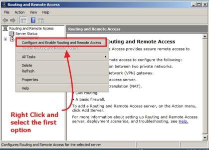 VPN Server Configurations